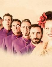 Bagnoles_concert_The Sassy Swingers