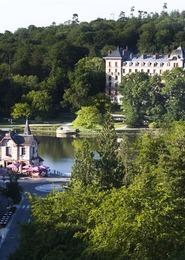 Visite guidée : Bagnoles de l'Orne Normandie: une ville, deux quartiers