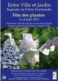 9 ème édition Fête des Plantes - Entre Ville et Jardin