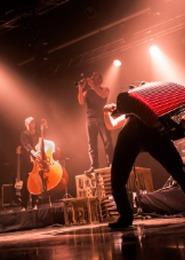 Concert saison culturelle : Tram des Balkans