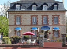 Hôtel Restaurant Bellevue - Bagnoles-de-l'Orne Normandie
