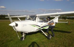Vol découverte - Bagnoles Air Club - Couterne