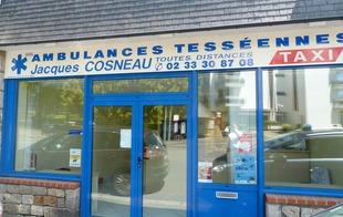 Ambulances Taxi Cosneau - Bagnoles-de-l'Orne