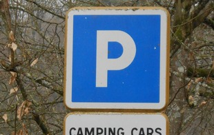 Stationnement Camping-Cars (Vieux Moulin) - Bagnoles-de-l'Orne