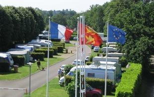Camping de la Vée - Bagnoles-de-l'Orne Normandie