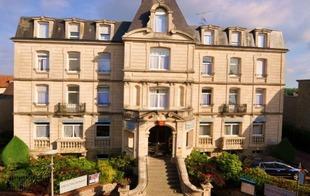 Côté Jardin - Nouvel Hôtel - Bagnoles-de-l'Orne Normandie