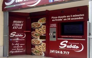 Le Subito Pizza - Bagnoles-de-l'Orne Normandie
