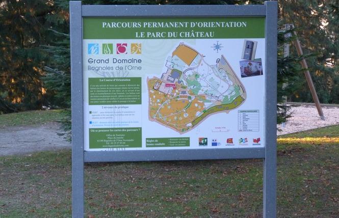 Parcours d'orientation 2 - Bagnoles de l'Orne Normandie