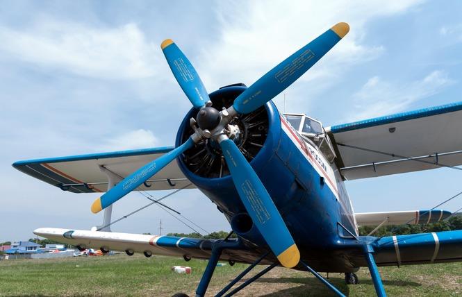 Vol découverte - Aéroclub d'Andaines 2 - Couterne