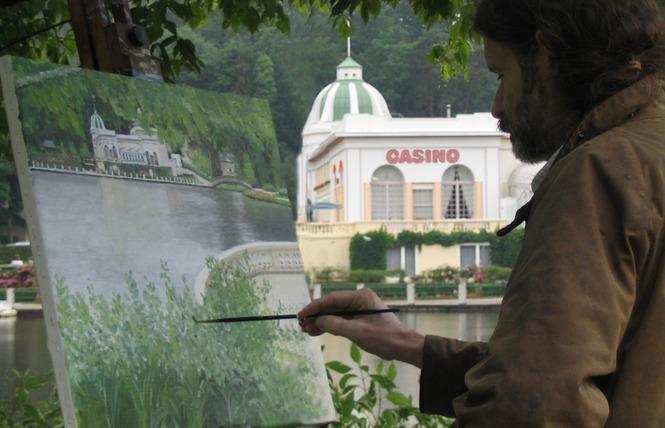 Atelier de Peinture 1 - Bagnoles-de-l'Orne