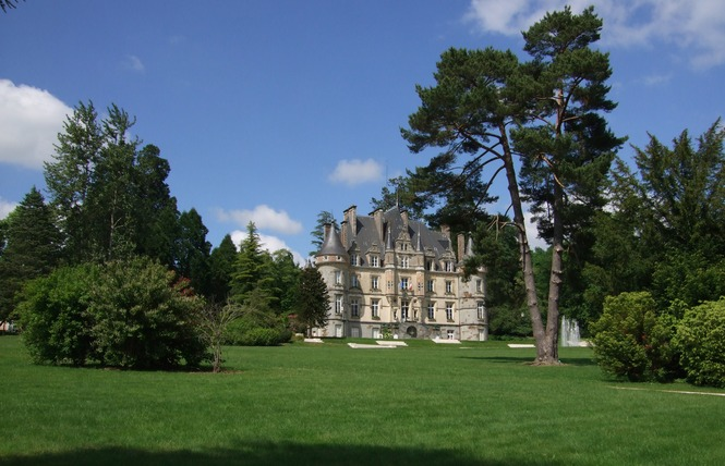 Arboretum Parc du Château 2 - Bagnoles-de-l'Orne