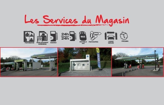 Casino Supermarché 2 - Bagnoles-de-l'Orne