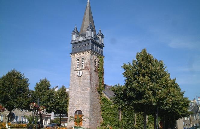 Eglise Sainte-Madeleine 2 - Bagnoles-de-l'Orne