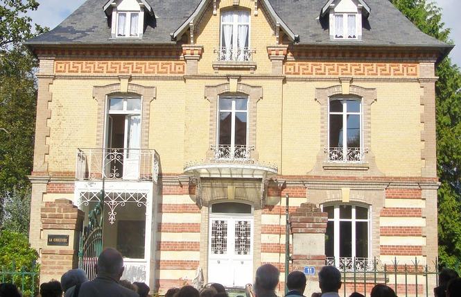 Quartier Belle-Epoque 4 - Bagnoles-de-l'Orne