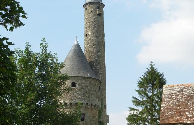 Tour de Bonvouloir 1 - Juvigny-sous-Andaine