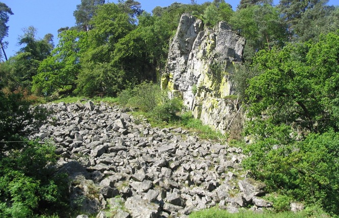 Site du Roc au Chien 2 - Bagnoles-de-l'Orne