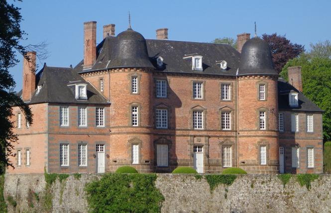 Randonnée pédestre : le Chemin des Templiers 2 - Bagnoles-de-l'Orne Normandie