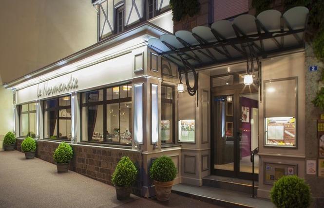 Hôtel le Normandie 4 - Bagnoles-de-l'Orne Normandie
