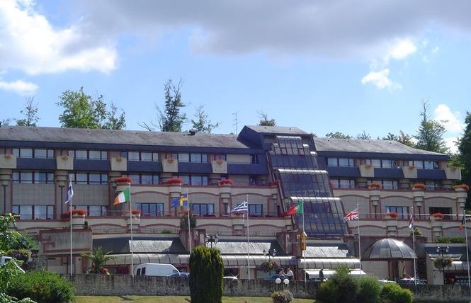 Hôtel du Béryl 2 - Bagnoles-de-l'Orne Normandie