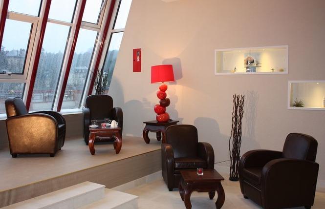 Hôtel du Béryl 4 - Bagnoles-de-l'Orne Normandie