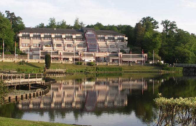 La Pommeraie - Hôtel du Beryl 2 - Bagnoles-de-l'Orne Normandie