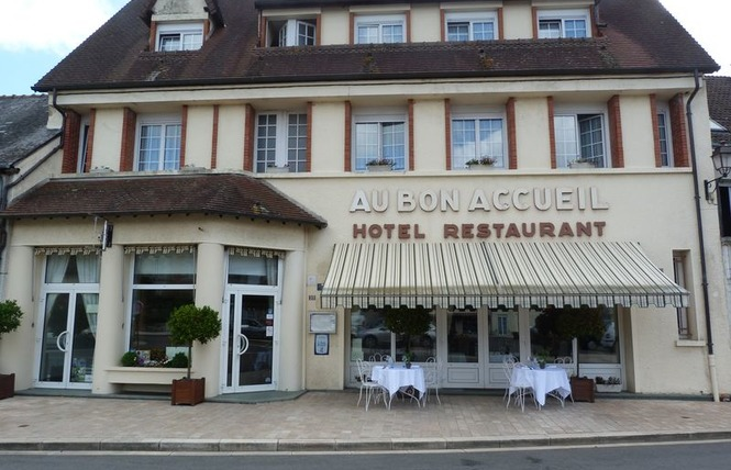 Au Bon Accueil 1 - Juvigny Val d'Andaine