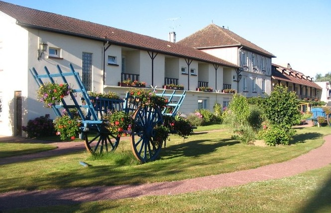 Hôtel de Tessé 2 - Bagnoles-de-l'Orne Normandie