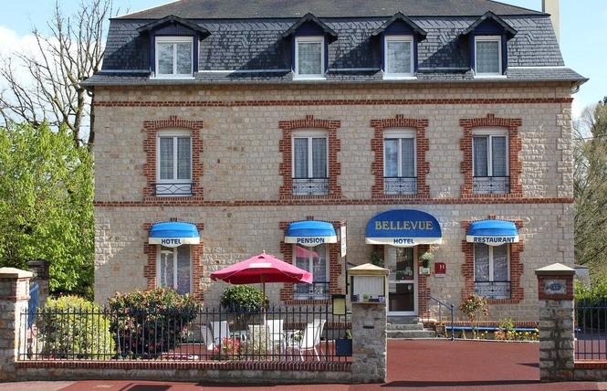 Hôtel Restaurant Bellevue 1 - Bagnoles-de-l'Orne Normandie