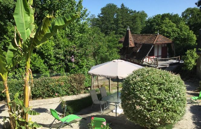 Hôtel Restaurant Bellevue 10 - Bagnoles-de-l'Orne Normandie