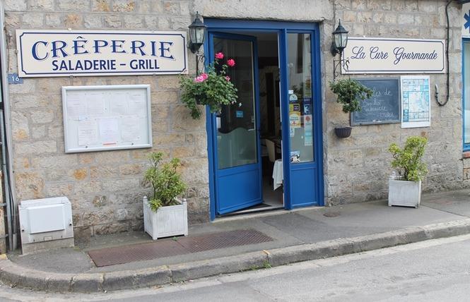 Restaurant Cure Gourmande 1 - Bagnoles-de-l'Orne Normandie