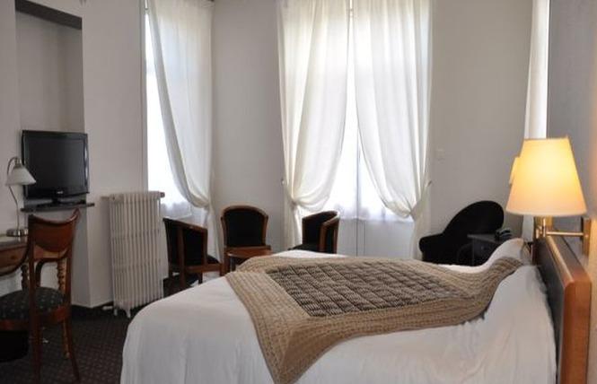 Nouvel hôtel 1 - Bagnoles-de-l'Orne Normandie