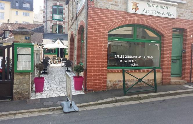Au Tête à Tête 1 - Bagnoles-de-l'Orne Normandie