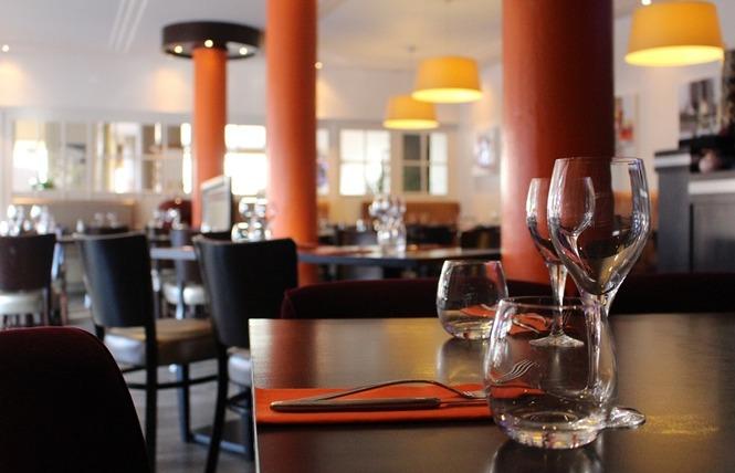 Bistrot Gourmand - Bagnoles Hôtel 2 - Bagnoles-de-l'Orne Normandie