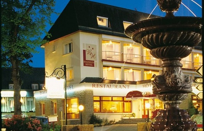 Bistrot Gourmand - Bagnoles Hôtel 1 - Bagnoles-de-l'Orne Normandie