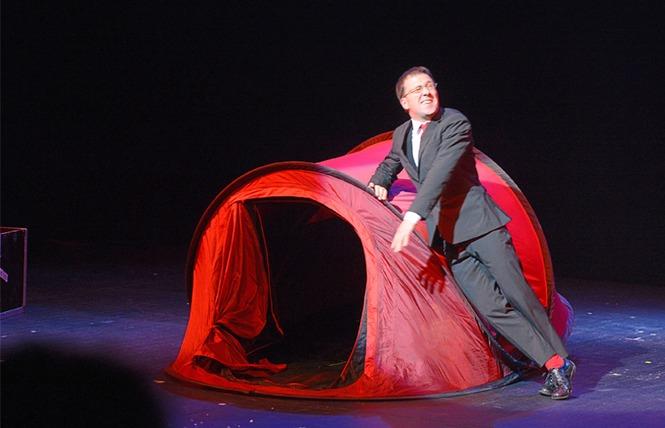 Le show méchamment drôle : « Deux Secondes » par la Cie du Petit Monsieur 1 - Bagnoles-de-l'Orne Normandie